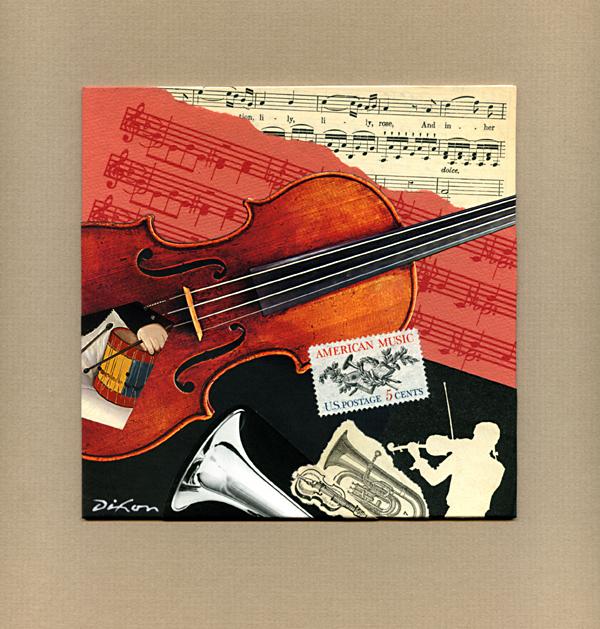 Festive Tones by J A Dixon