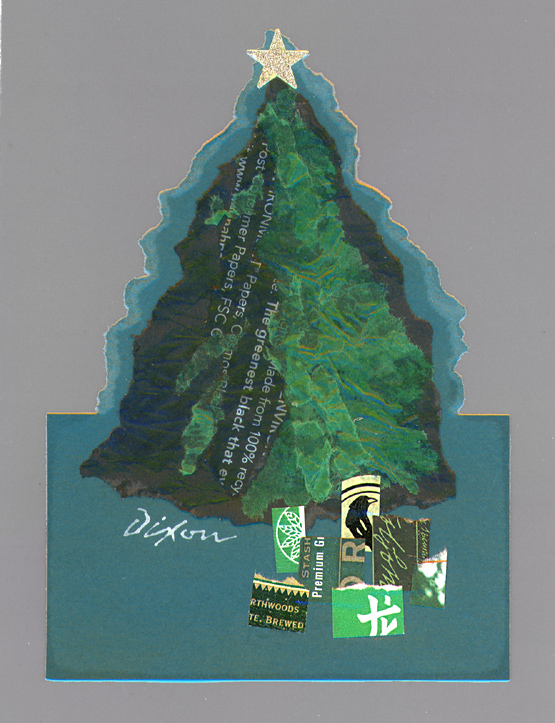 Tannenbaumbastic by J A Dixon