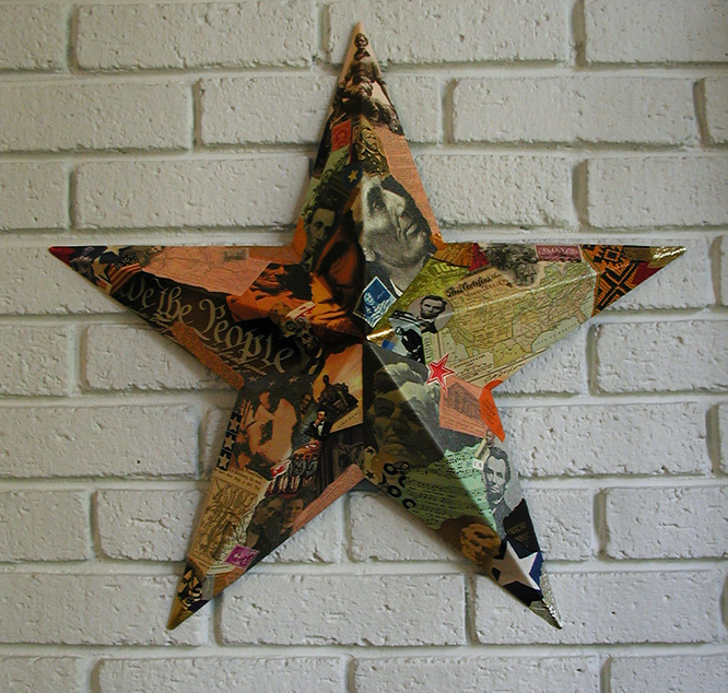 Star of Abraham ~ John Andrew Dixon