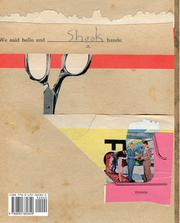 We Said Hello and Shook Hands by Zach Collins (Author, Designer) and Laura Tringali Holmes (Editor)