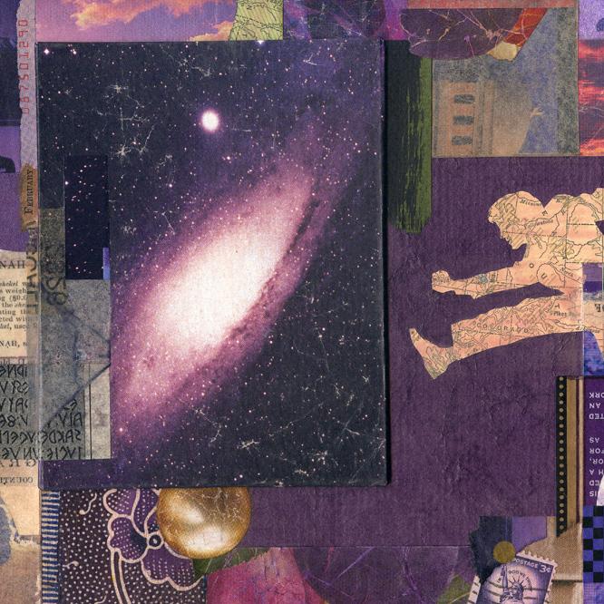 detail from Rhetorical Leap ~ John Andrew Dixon