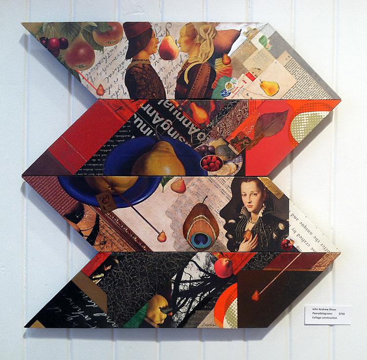 Pearallelograms ~ J A Dixon