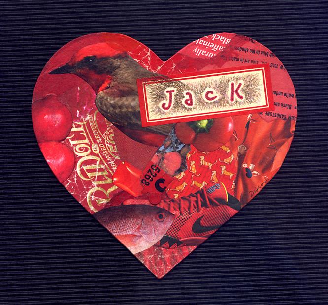 A Heart for Jack Unruh ~ J A Dixon
