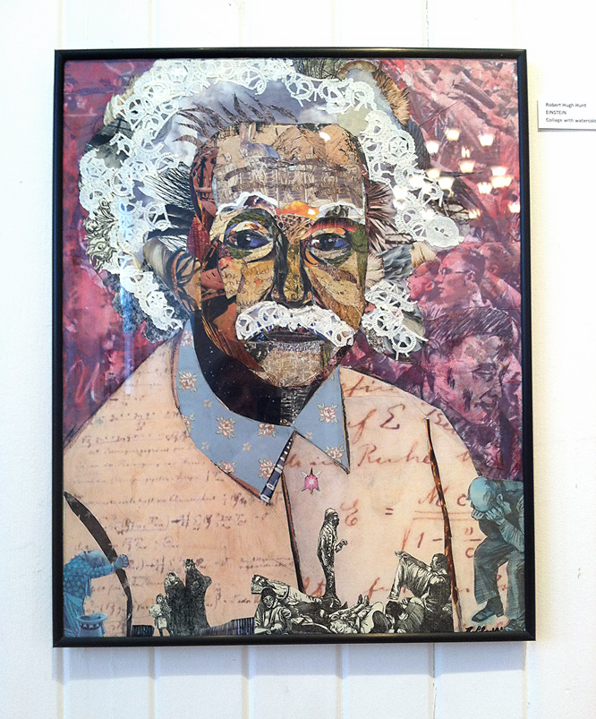 Einstein ~ Robert Hugh Hunt, Richmond, Kentucky