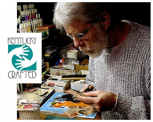 J A Dixon ~ participant in the Kentucky Crafted Program