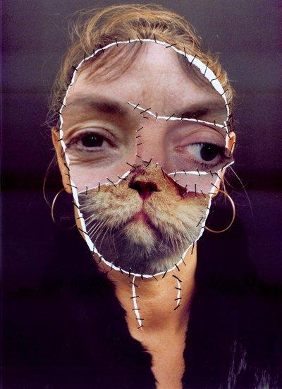Grima - mit Katze ~ Annegret Soltau