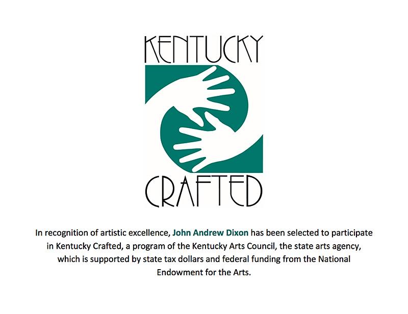 Kentucky Crafted Recognition