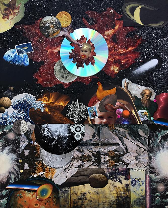 Twenty-third Cosmosaic ~ J A Dixon