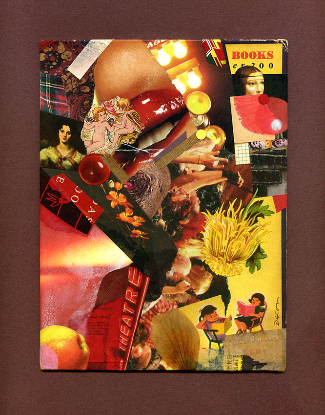 Cult of Enthusiasm ~ John Andrew Dixon ~ collage artist from Danville, Kentucky ~ follow his blog on 'all things collage' called The Collage Miniaturist, established in 2012 during the centennial of collage