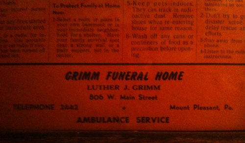 Grimm Funeral Home