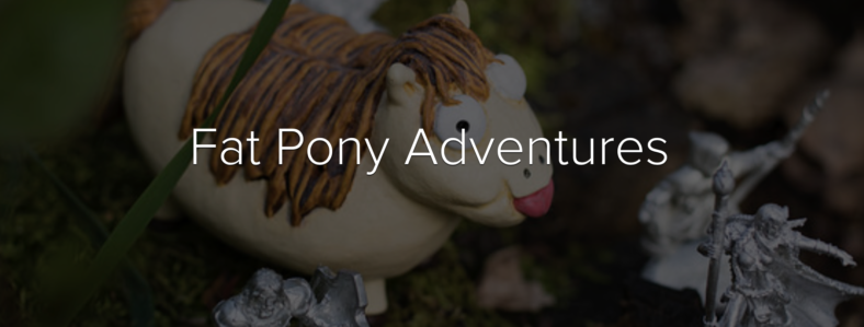 Fat Pony Adventures